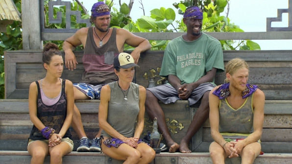 Who Was Eliminated on Survivor 2013 Last Night?-Episode 13
