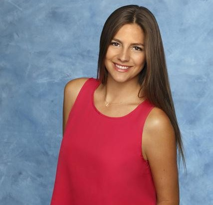 The Bachelor 2014 Spoilers: Put Your Clothes On, Lucy!