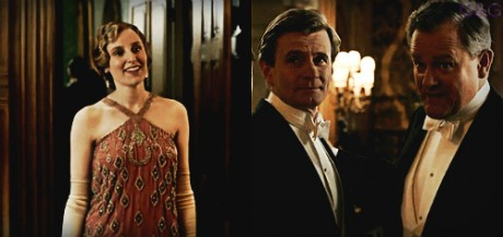 Downton Abbey 4x2 Edith's Beau Wins Approval - GandG