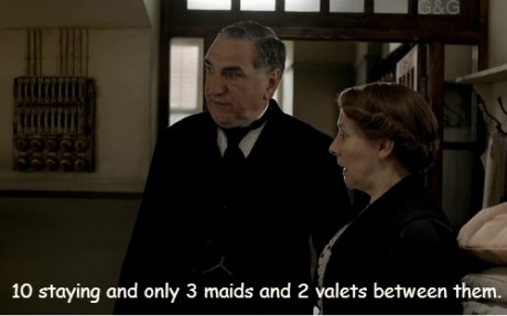 Downton Abbey 4x2 -WM