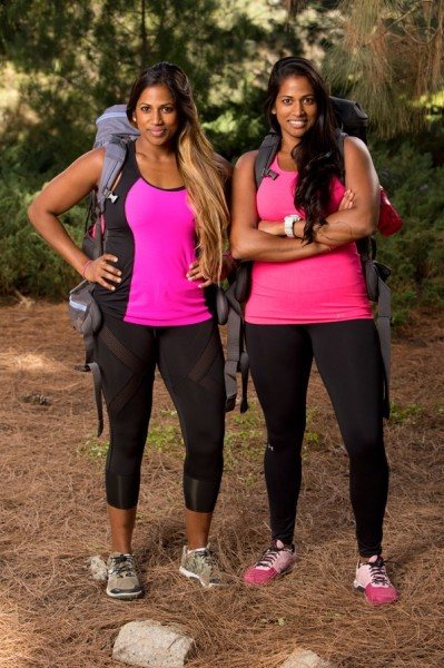 The Amazing Race 2014 Spoilers - Twinnies Natalie and Nadiya