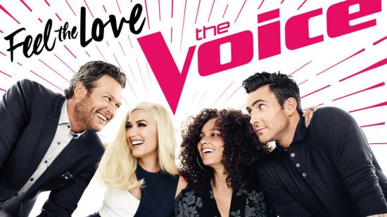 The Voice 2017 Spoilers - Season 12 Logo