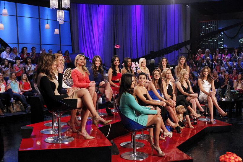 The Bachelor 2014 The Women Tell All Special Recap – The Women Let