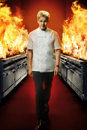 Hell's Kitchen 2014 Spoilers – Gordon Ramsay