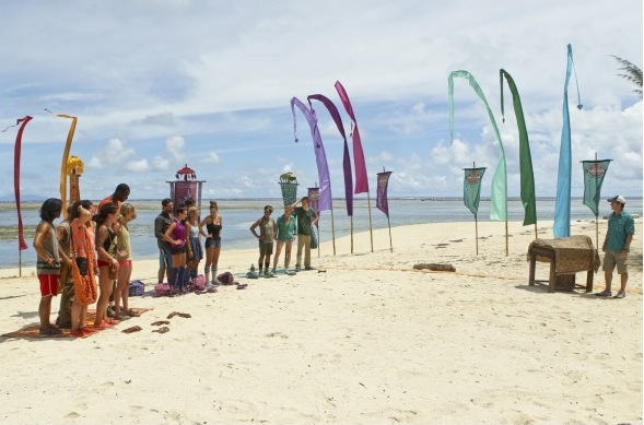 Who Got Voted Off On Survivor Cagayan 2014 Tonight? Week 4