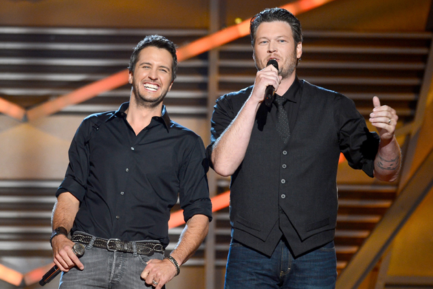 ACM Awards 2014 Winners List: Live Recap