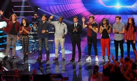 American Idol 2014 Spoilers - Top 8 Results