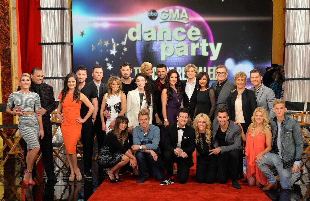 Who Went Home On Dancing with the Stars 2014 Last Night? Week 9