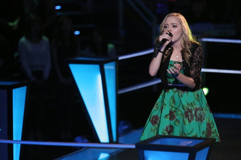The Voice 2014 Season 6 Spoilers: Top 20 – Madilyn Paige Performance (VIDEO)
