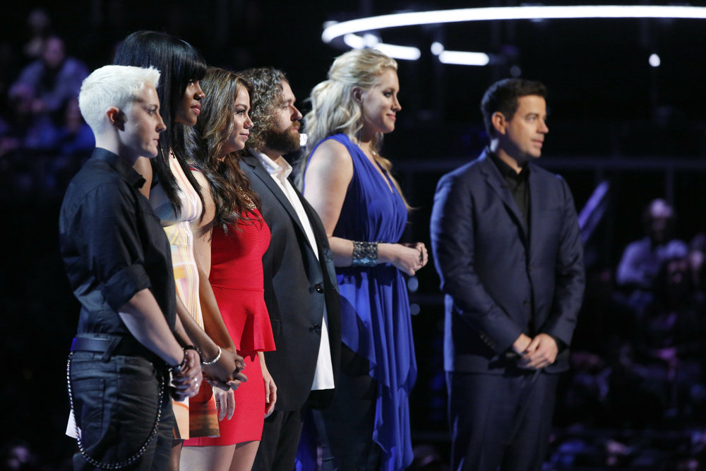 Who Went Home On The Voice 2014 Season 6 Last Night? Playoffs Round 2