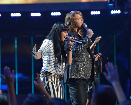 Caleb Johnson Sings American Idol Winner's Single 'As Long As You ...