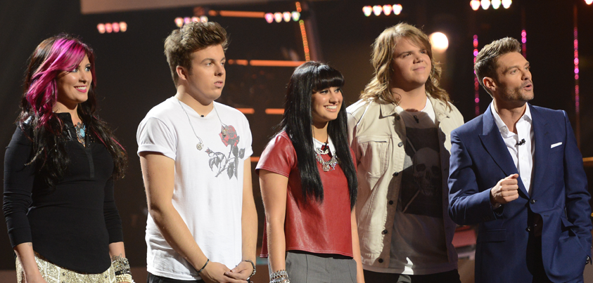 Who Was Voted Off American Idol 2014 Tonight? Top 4