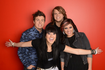 American Idol 2014 Spoilers: Top 4 Song List Revealed!