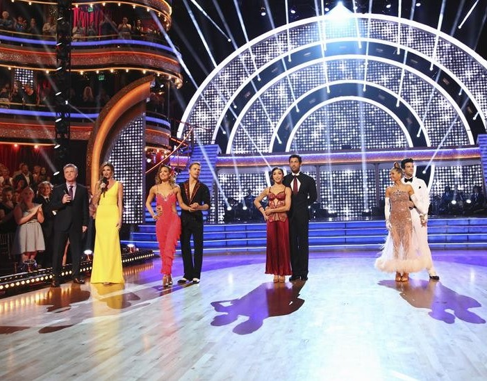 Who Won Dancing with the Stars 2014 Season 18 Last Night?