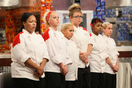 hells kitchen 2014 spoilers week 9 results - Hells Kitchen Season 9