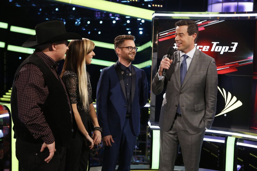 Who Won The Voice 2014 Season 6 Finale Tonight? 5/20/2014