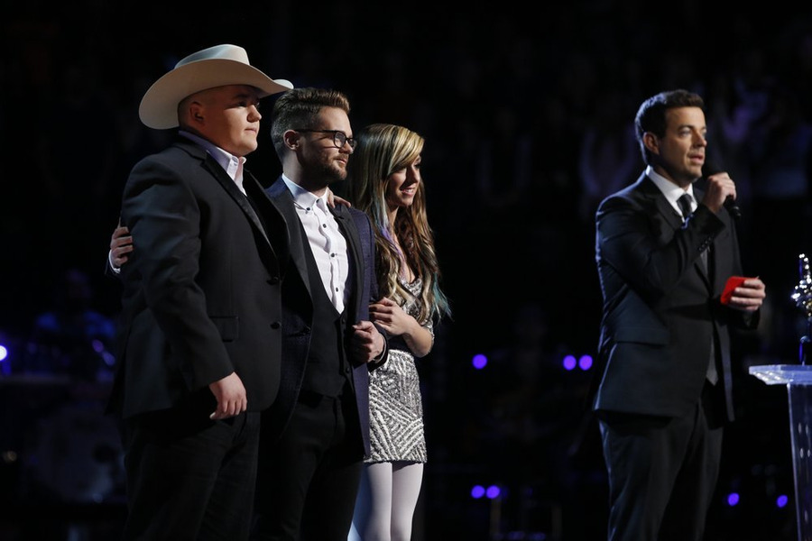 Who Won The Voice 2014 Season 6 Last Night? Finale