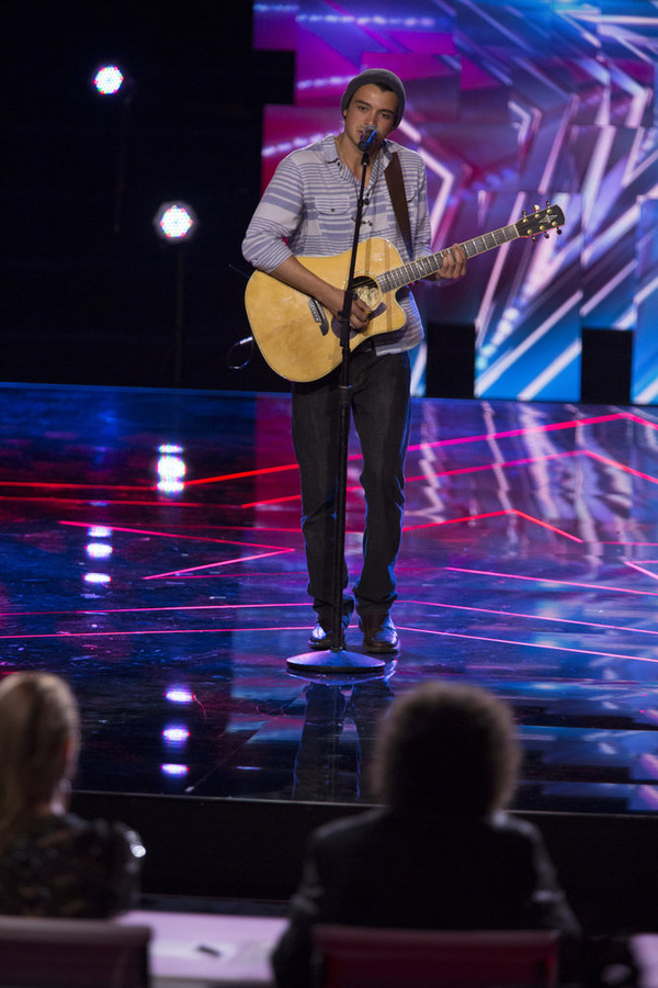 Awesome Jaycob Curlee Sings Beneath Your Beautiful On Americas