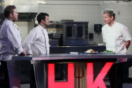 Hell S Kitchen After Elimination