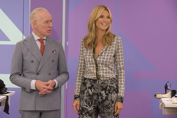 Who Got Eliminated On Project Runway 2014 Last Night? Week 5