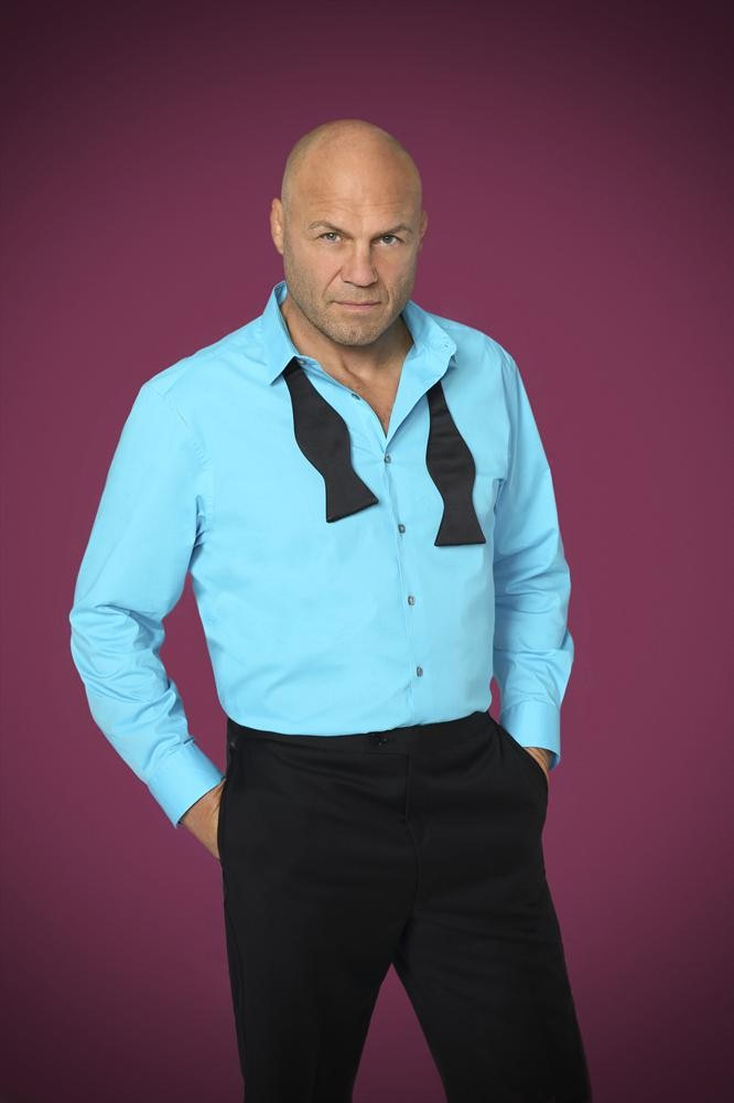 Dancing With The Stars Spoilers Randy Couture Ufc Hall Of Famer