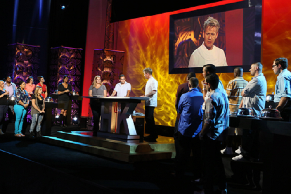 Hell s kitchen 2014 spoilers season 13 18 chefs compete for Hell s kitchen season 5 episode 3