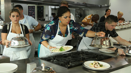 Who Got Eliminated On Hell's Kitchen 2014 Tonight? Premiere