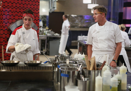 Who Got Eliminated On Hell's Kitchen 2014 Tonight? Week 2