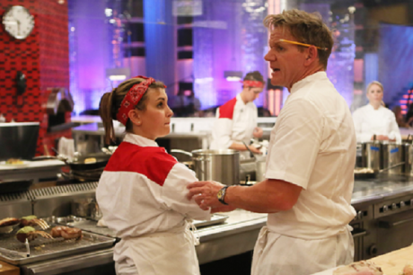 Who Was Eliminated On Hell S Kitchen Last Night