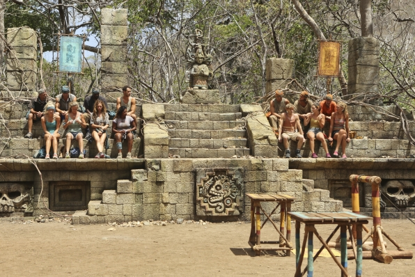 Survivor 2014 Live Recap: Week 5 – New Tribes!