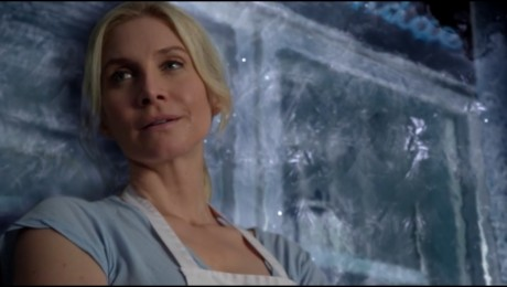 Elsa the Snow Queen Once Upon a Time
