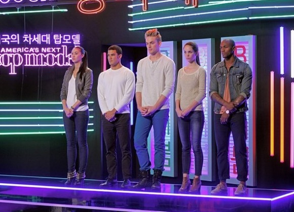 Who Got Eliminated On America's Next Top Model 2014 Last Night? Week 14