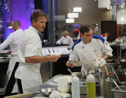 Hell's Kitchen 2014 Season 13 Results: Who Went Home In Week 9?