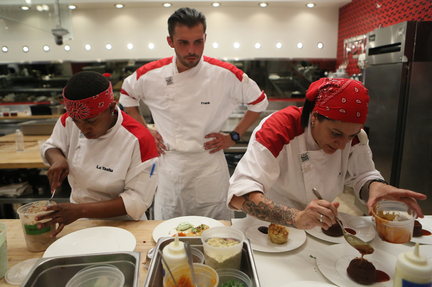 Hells Kitchen 2014 Season 13 Results: Who Went Home In Week 7?