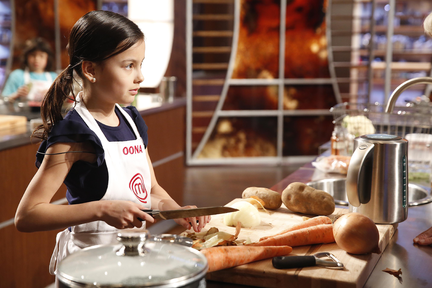 EXCLUSIVE: MasterChef Junior 2014 Interview with Oona