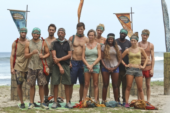 Survivor 2014 Live Recap: Week 8 – Battle of the Sexes