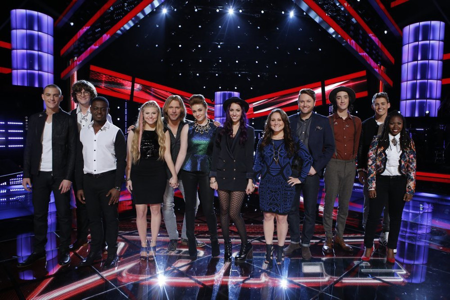 The voice 2014 predictions top 12 who makes the top 10