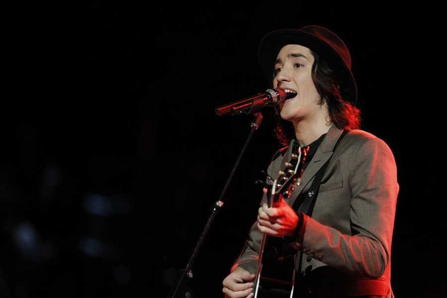 The Voice 2014 Spoilers: Top 20 – Taylor John Williams Performance (VIDEO)