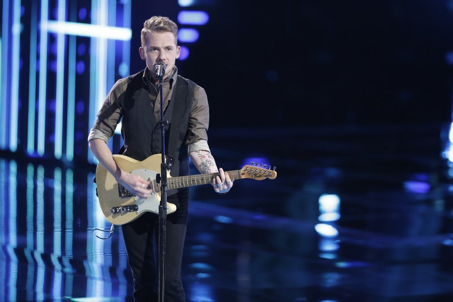 The Voice 2014 Spoilers: Top 20 – Taylor Phelan Performance (VIDEO)