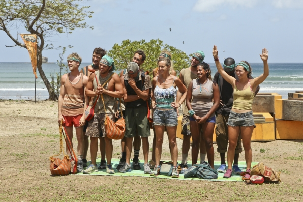 Who Went Home on Survivor 2014 Last Night? Week 8
