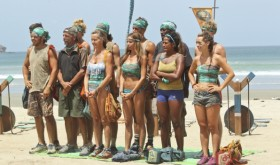 who went home on survivor 2014 last night week 7
