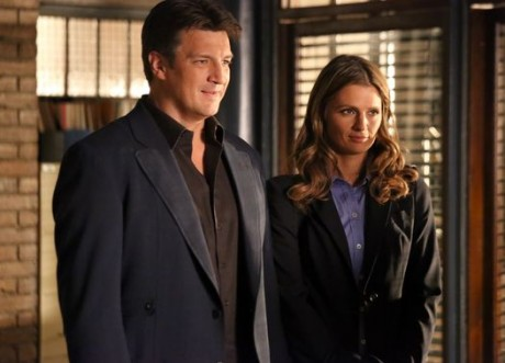 Castle and Beckett season six