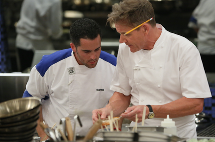 Hell's Kitchen 2014 Season 13 Results: Who Went Home In Week 11?