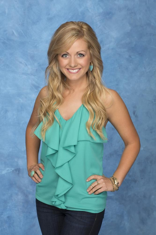 Carly From the Bachelor 2015