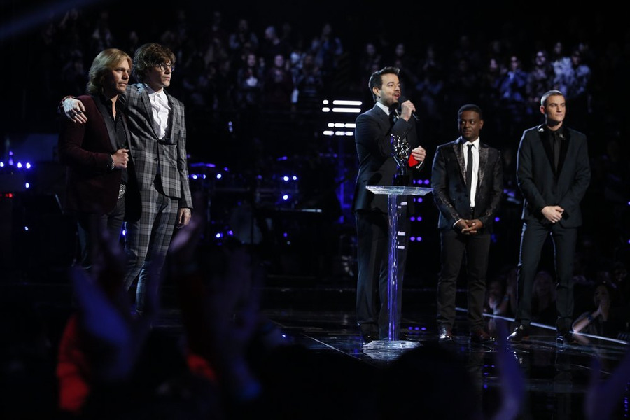 Who Won The Voice 2014 Season 7 Last Night? Finale