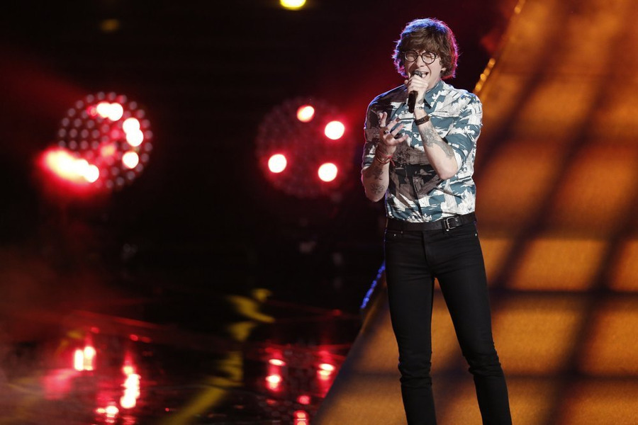 The Voice 2014 Spoilers: Finale – Matt McAndrew Performances (VIDEO)