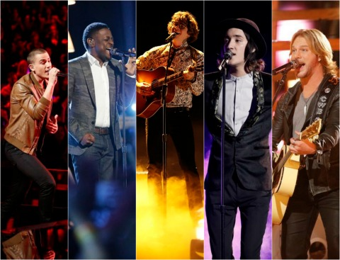 Who Was Voted Off The Voice 2014 Tonight? Top 5 Results