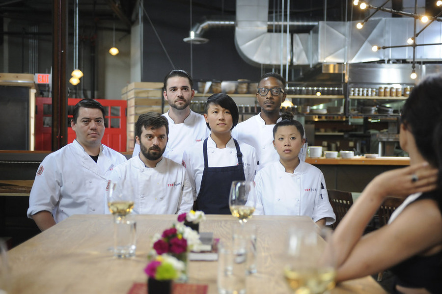 Who Was Eliminated On Top Chef 2014 Boston Last Night? Week 9