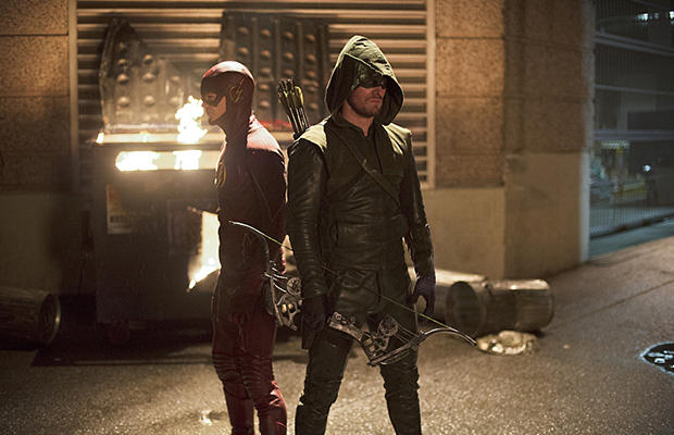 Arrow Season 3 Recap: 3.8: The Brave and the Bold