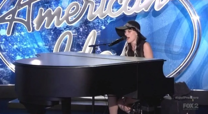 American Idol Auditions 2015: Jess Lamb Rocks With Harry! (VIDEO)
